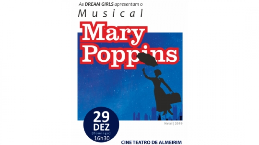"Espectaculo Musical ""Mary Poppins"""