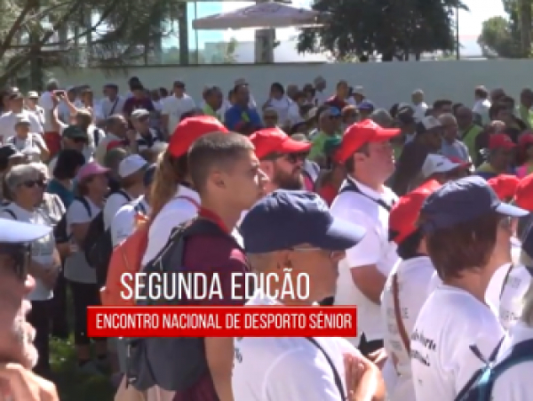Encontro Nacional de Desporto Sénior